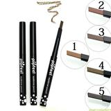 Colour makeup eyebrow pencil three-dimensional single head automatic eyebrow pencil eyebrow authenti